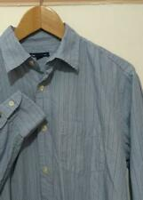 Gap Mens Blue / Purple Striped Long Sleeved Shirt Size M