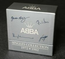 ABBA - Singles Collection 1972 - 1982 Limited Edition 27-Disc Picture CD Box Set
