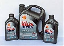 HUILE DE MOTEUR Berlin Shell Helix Ultra ECT C3 5W-30 6 litres 5W30