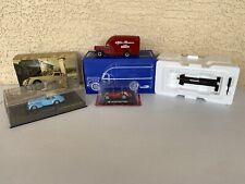 Alfa Romeo Model Car Collectors Set