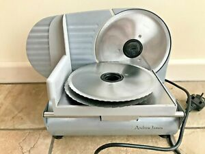 Andrew James Electric Meat Bread Food Slicer