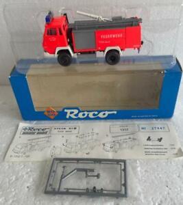 Roco HO_1312 Steyr 91 Firefighters truck TLFA 4000_NIB