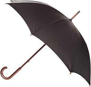 Fulton Kensington-1 Long Umbrella Black High Quality