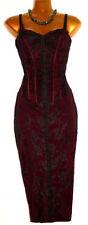 Karen Millen Calf Length Polyester Party Dresses for Women