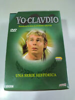 Yo Claudio Serie TV Region All - 6 x DVD + Extras Español Ingles