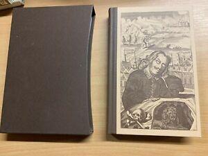 2004 FOLIO SOCIETY JOHN BUNYAN THE PILGRIM'S PROGRESS HARDBACK BOOK & CASE (P4)