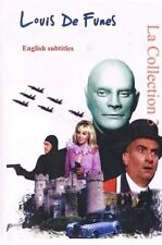 Louis De Funes. (English subtitle)  Collection 3. Louis De Funès. Franch.