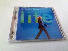 """SIMPLY RED """"LIFE"""" CD 10 TRACKS COMO NUEVO"""