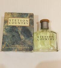 STETSON COUNTRY  Cologne Spray by Coty 1FL OZ ( 30 ml)