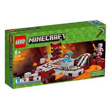 LEGO® Minecraft™ - 21130 Die Nether-Eisenbahn - NEU & OVP - passt zu 21125 21131