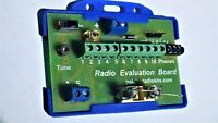 Crystal radio  evaluation board with Cat's Whisker,DIY no soldering Germanium