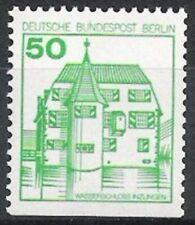 Berlin Nr.615 D ** Freimarke B&S unten geschnitten 1980, postfrisch