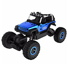 1/18 2.4GHz 4WD Alloy RC Remote Control Car Off-Road Crawler Climber Truck Toy