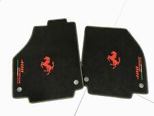 Ferrari 488/458 Alcantara floor mats