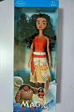13'' Moana Princess Adventure Collection Action Figure Doll Toy Gifts PVC In Box
