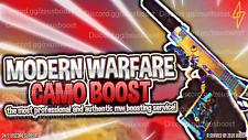 Call Of Duty Modern Warfare Cod Gold Camo Ps4 Xbox One Xbone Pc