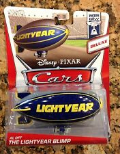 CARS - AL OFT LIGHTYEAR BLIMP Deluxe - Mattel Disney Pixar