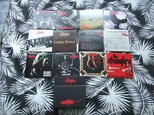 THE STRANGLERS THE UA CD SINGLES 79-82 BOX SET