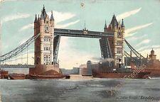 BR61764 the tower bridge xmass greetings  london  uk