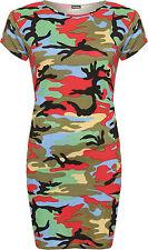 Hüftlange Damenblusen, - tops & -shirts aus Viskose mit Stretch für die Freizeit