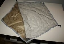 NEW Gear Loft For Tent/Camping, Pentagonal 17 inch With Solid Panel