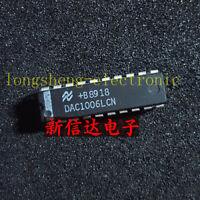DIP-16 9PCS NEW DAC0800LCN NS 0806