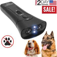 New listing Ultrasonic Stop Barking Away Anti Bark Control Dog Training Pet Repeller Device
