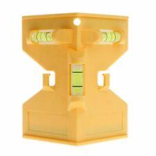 Measuring Tool Spirit Level Cylinder Magnetic Plastic Portable Home Instrument