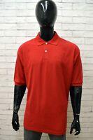 Polo DIADORA Uomo Taglia Size 54 Maglia Maglietta Camicia Shirt Man Manica Corta