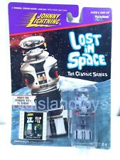 Lost in Space Movie Johnny Lightning Robot B-9 Die Cast Figure Playing Mantis
