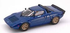 Lancia Stratos HF 1974 Blue 1:43 Model 0979 HPI RACING
