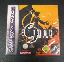 GameBoy Advance   SCURGE HIVE  gba  NUOVO SIGILLATO