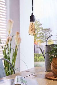 Luxform Battery Powered Indoor Outdoor Garden Hanging Lantern Pendant Light