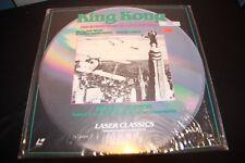 King Kong - laserdisc
