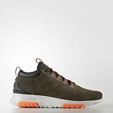 Adidas CF Racer mid invierno calcetines cortos de cuero precio especial, talla 7,5 - 10