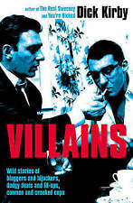 Villains by Dick Kirby (Paperback) Book