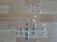 Monaco Finnland Luxemburg etc. 1 2 5 10 20 50 Cent Euro 1999 - 2002 Münzen
