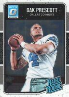 2016 Donruss Optic Football #162 Dak Prescott RR RC Dallas Cowboys