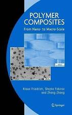 NEW Polymer Composites: From Nano- to Macro-Scale