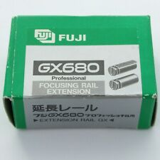 Extensiones de carril de Enfoque Fuji GX680 40mm, Perfecto Estado (19495)