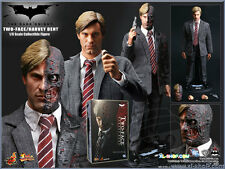 Hot Toys - TWO-FACE HARVEY DENT for BATMAN - 1/6 Scale figure - UK SELLER