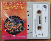 THIN LIZZY - CHINATOWN (VERTIGO 7150030) 1980 GERMANY CASSETTE TAPE - EX COND!!