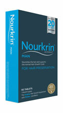 Nourkrin man 60 Tablets 1 Month Supply For Hair Preservation