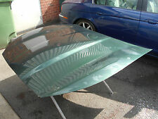 Jaguar XK XK8 XKR Bonnet. Genuine. 1996-2002. Sherwood.