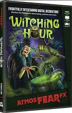 AtmosFEARfx Witching Hour DVD Halloween Digital Decorations