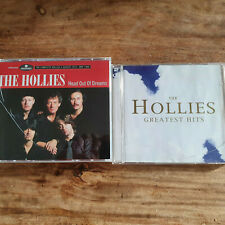 The Hollies Bundle - Head Out Of Dreams (6 CDs 73-88) & Greatest Hits (2 x CDs)