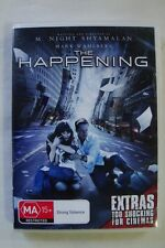 DVD The Happening Mark Wahlberg R4