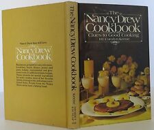 CAROLYN KEENE Nancy Drew Cookbook FIRST EDITION