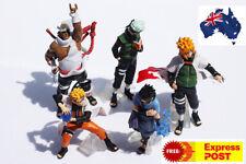 NARUTO Shippuden 5 Piece Collectible Action Figure Set PVC Action Figure Toys