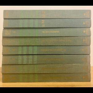 ENCICLOPEDIA GRANDE STORIA DELLA MUSICA 8 VOLUMI FABBRI EDITORI (1978) ITALIANO